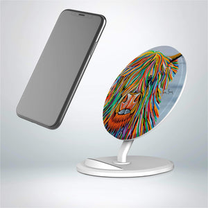 Big Malky McCoo - Wireless Charger