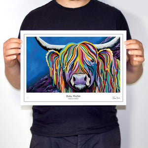 Billy McCoo - Collector's Edition Prints