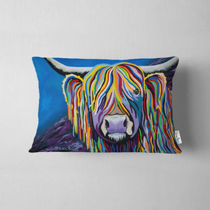 Billy McCoo - Faux Suede Cushions