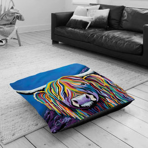 Billy McCoo - Floor Cushion