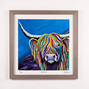 Billy McCoo - Framed Limited Edition Floating Prints