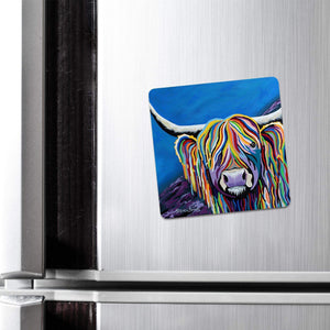 Billy McCoo - Fridge Magnet