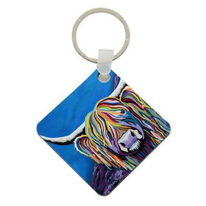 Billy McCoo - Keyring