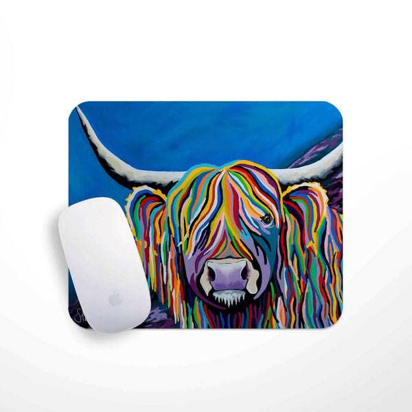 Billy McCoo - Mouse Mat