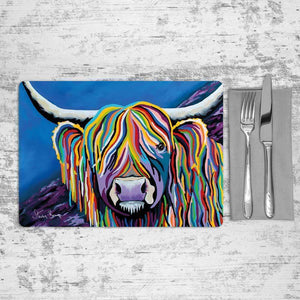 Billy McCoo - Placemat