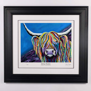 Billy McCoo - Platinum Limited Edition Prints