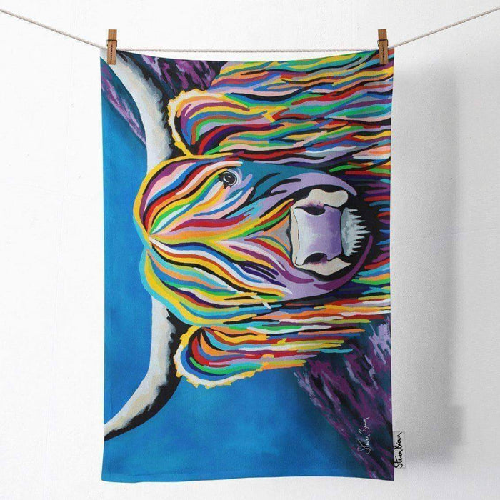 Billy McCoo - Tea Towel