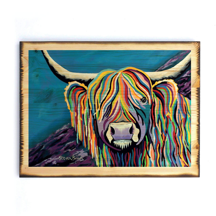 Billy McCoo - Timber Print