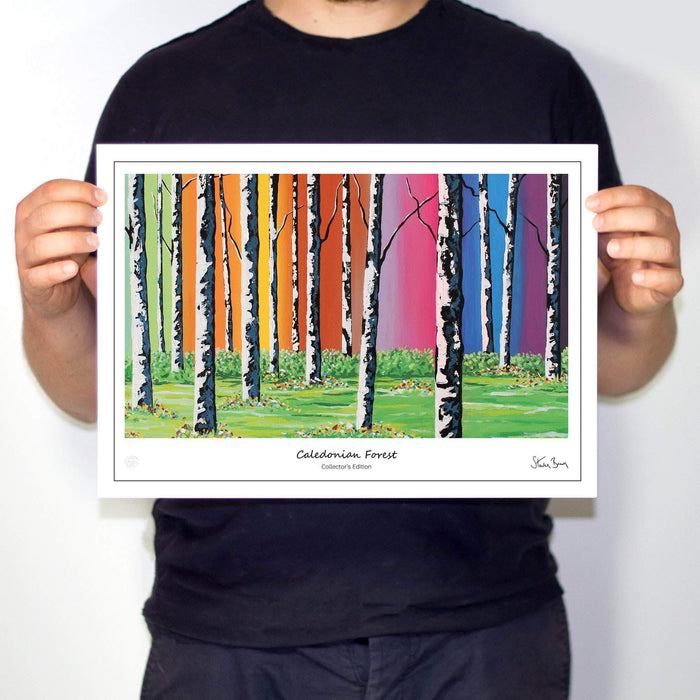 Caledonian Forest - Collector's Edition Prints