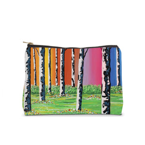 Caledonian Forest - Cosmetic Bag