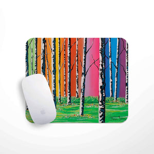 Caledonian Forest - Mouse Mat