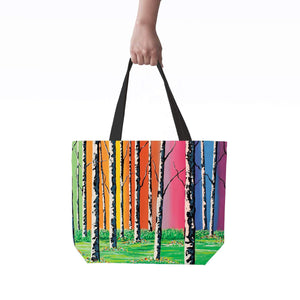 Caledonian Forest - Tote Bag