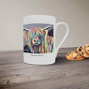 Charlie McCoo - Bone China Mug