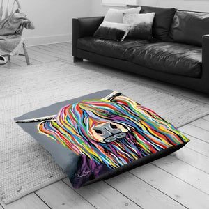 Charlie McCoo - Floor Cushion