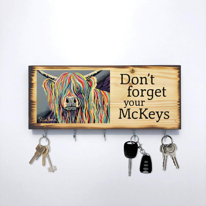 Charlie McCoo - McKey Holder