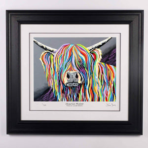 Charlie McCoo - Platinum Limited Edition Prints