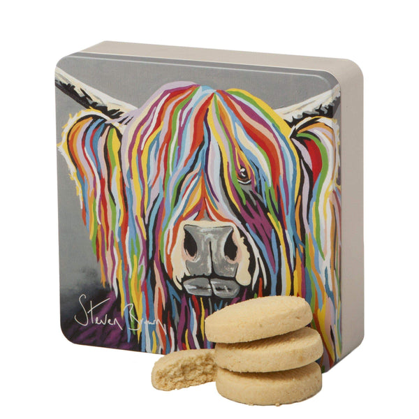 Charlie McCoo - Shortbread Rounds