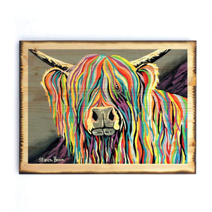 Charlie McCoo - Timber Print