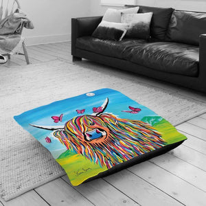Chloe McCoo - Floor Cushion