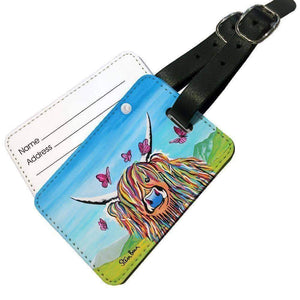 Chloe McCoo - Luggage Tag