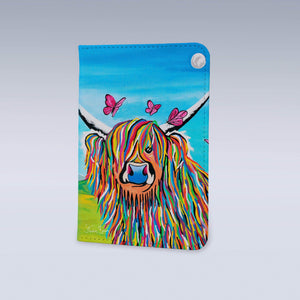 Chloe McCoo - Passport Cover