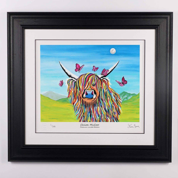 Chloe McCoo - Platinum Limited Edition Prints