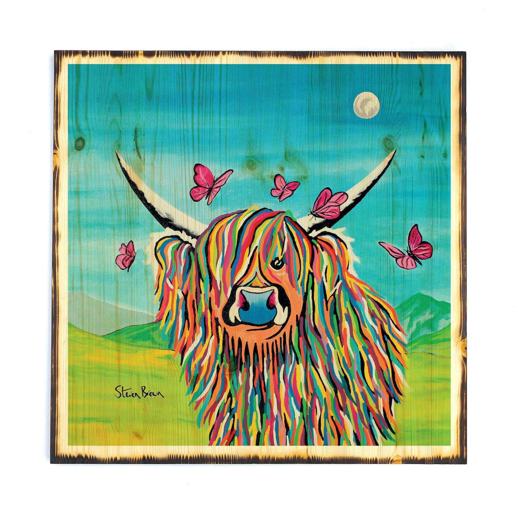 Chloe McCoo - Timber Print