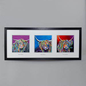 Classic McCoos Collection - Triptych