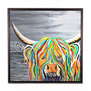 Craig McCoo - Framed Limited Edition Aluminium Wall Art