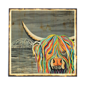 Craig McCoo - Timber Print