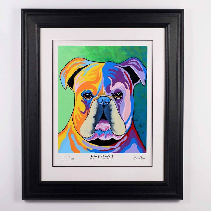 Davy McDug - Platinum Limited Edition Prints