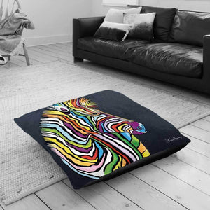 Debra McZoo - Floor Cushion