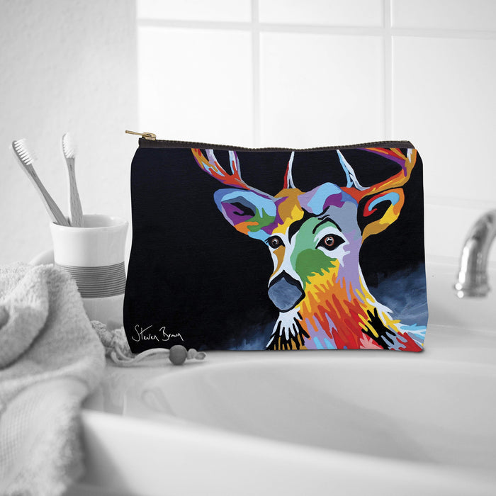 Donald McDeer - Cosmetic Bag