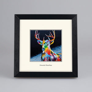 Donald McDeer - Digital Mounted Print