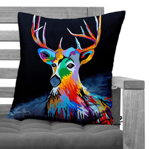 Donald McDeer - Faux Suede Cushions