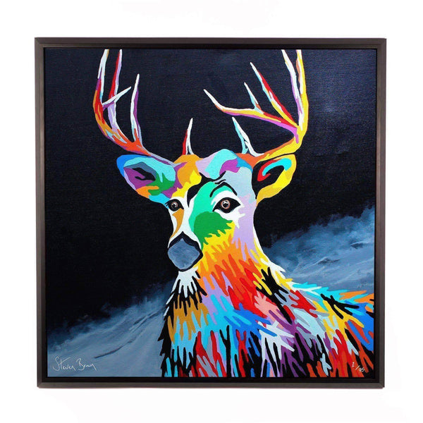 Donald McDeer - Framed Limited Edition Aluminium Wall Art