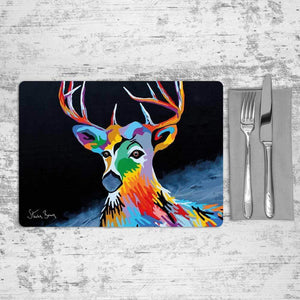 Donald McDeer - Placemat