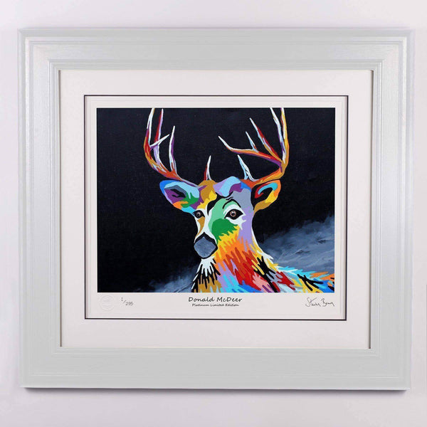 Donald McDeer - Platinum Limited Edition Prints