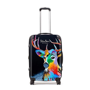 Donald McDeer - Suitcase
