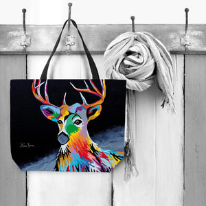 Donald McDeer - Tote Bag