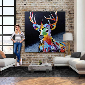 Donald McDeer - XXXXL Canvas Print