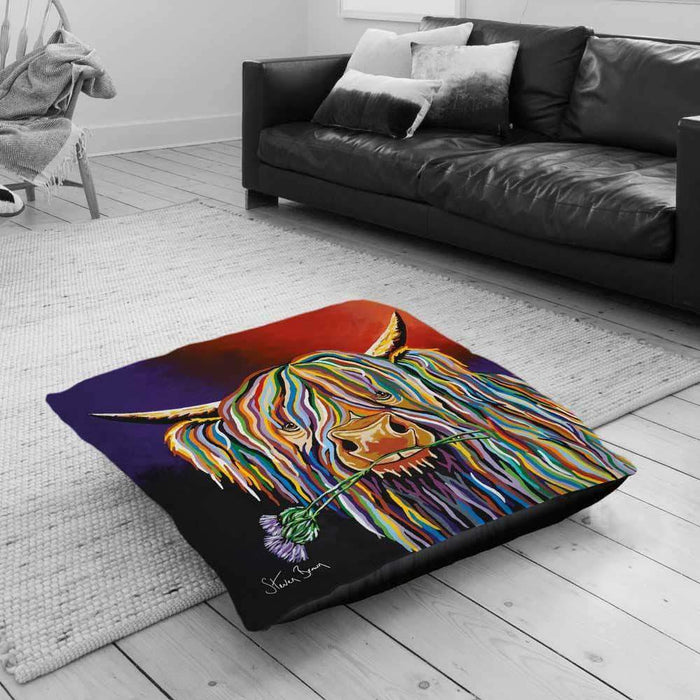 Dougie McCoo - Floor Cushion