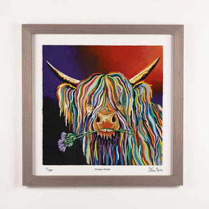 Dougie McCoo - Framed Limited Edition Floating Prints