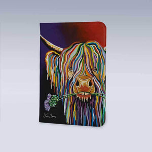 Dougie McCoo - Passport Cover