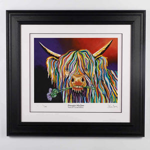 Dougie McCoo - Platinum Limited Edition Prints