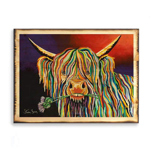 Dougie McCoo - Timber Print