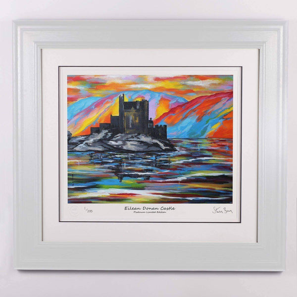 Eilean Donan Castle - Platinum Limited Edition Prints