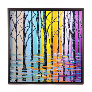 Forest of Argyle - Framed Limited Edition Aluminium Wall Art