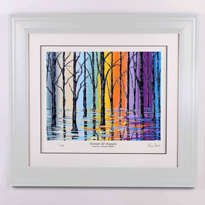 Forest of Argyle - Platinum Limited Edition Prints