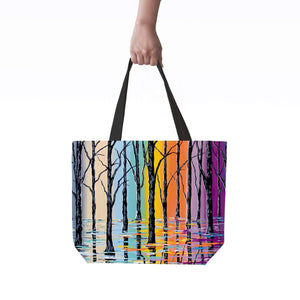 Forest Of Argyle - Tote Bag